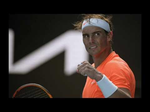 Nadal and Barty out of Australian Open as event enters final stages