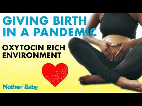 Positive birth in a pandemic EP:3 - Oxytocin rich environment