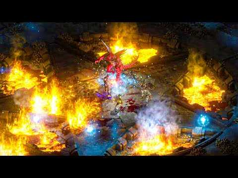 DIABLO 2 RESURRECTED Gameplay Trailer (2021) PS5, Xbox Series X