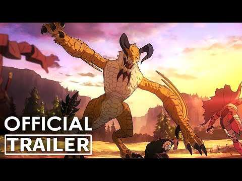 DOTA DRAGON'S BLOOD Trailer 2 (Anime 2021) NEW