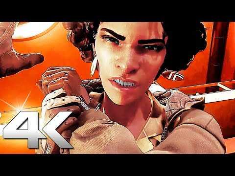 """DEATHLOOP Gameplay Trailer 4K (2021) """"Déjà Vu"""" PS5"""