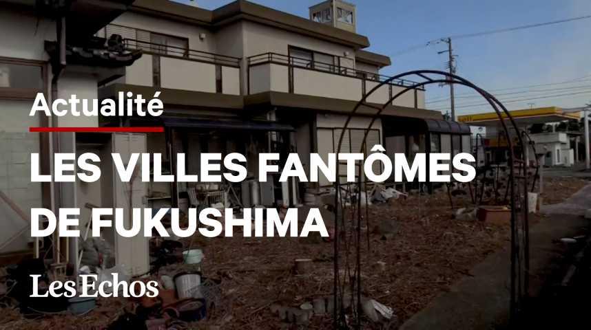 Illustration pour la vidéo 10 ans après, l'impossible retour à Fukushima