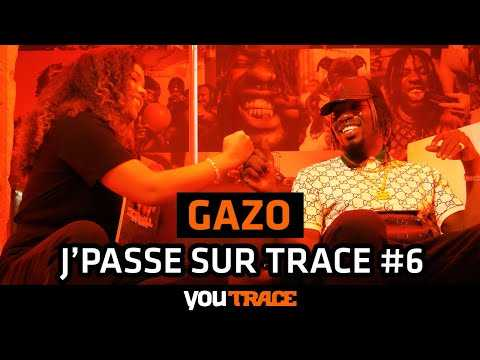 "J'passe sur TRACE #6 : GAZO en mode ""Drill House"" (Reportage)"
