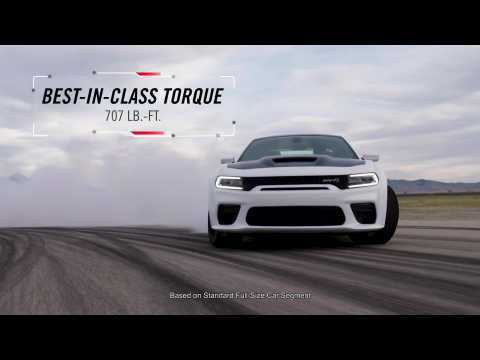 2021 Dodge Charger SRT Hellcat Redeye Highlights