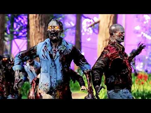 CALL OF DUTY BLACK OPS : Zombies Outbreak Trailer (2021) Cold War & Warzone, Season 2