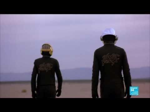 French dance music superstars Daft Punk split