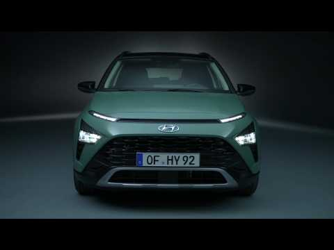 The all-new Hyundai BAYON Exterior Design
