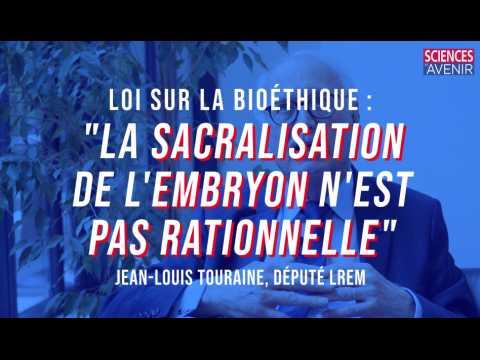 """EXCLU. Jean-Louis Touraine : """"La sacralisation de l'embryon est plus de nature idéologique que rationnelle"""""""