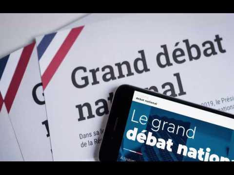 Grand débat : État, collectivités, transition écologique... ce que vous avez proposé sur Challenges.fr