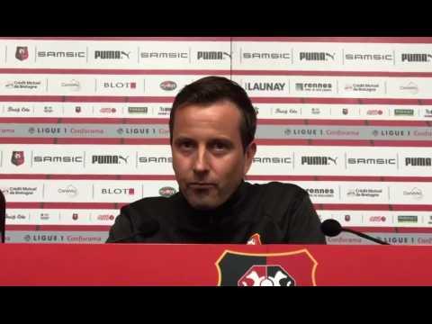 """""""J'ai laissé parler mon instinct""""?: les petits secrets de la causerie de l'entraîneur de Rennes avant la finale"""