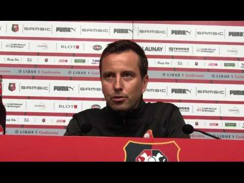 """Stade Rennais. Julien Stéphan : """"J'ai vu une famille Pinault aux anges"""""""
