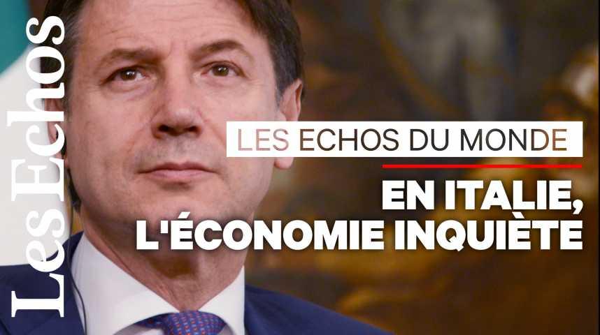 Illustration pour la vidéo En Italie, un budget électoraliste ?
