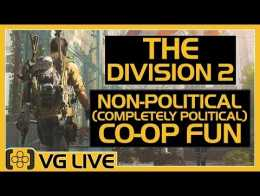 Ubisoft gives tips on how to stop The Division 2 private beta from