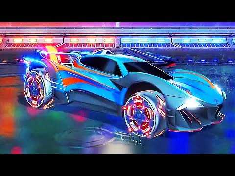 "ROCKET LEAGUE ""Rocket Pass 3"" Gameplay Trailer (2019) PS4 / Xbox One / PC"