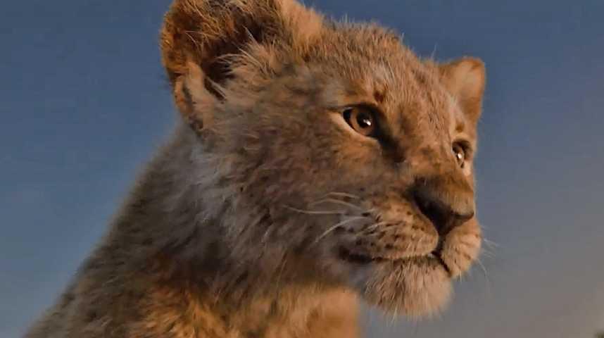 Le Roi Lion - Bande annonce 1 - VF - (2019)
