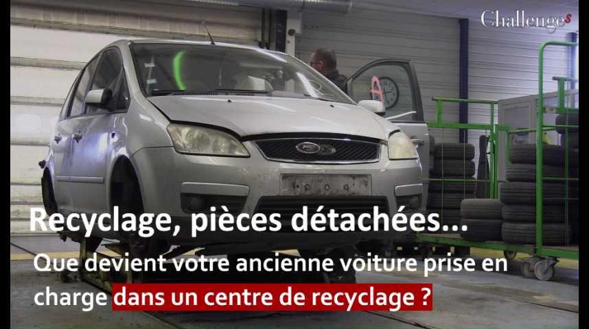 recyclage pi ces d tach es que devient votre ancienne voiture prise en charge dans un centre. Black Bedroom Furniture Sets. Home Design Ideas
