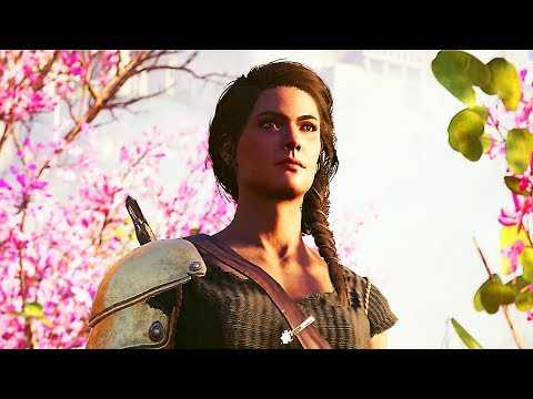 "ASSASSIN'S CREED ODYSSEY ""The Fate Of Atlantis"" Trailer (2019) PS4 / Xbox One / PC"