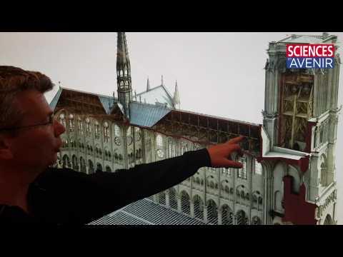 Incendie à Notre-Dame de Paris : quelles sont les zones touchées ?