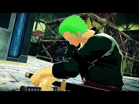 "ONE PIECE WORLD SEEKER ""The Void Mirror Prototype"" DLC Gameplay Trailer (2019) PS4 / Xbox One / PC"