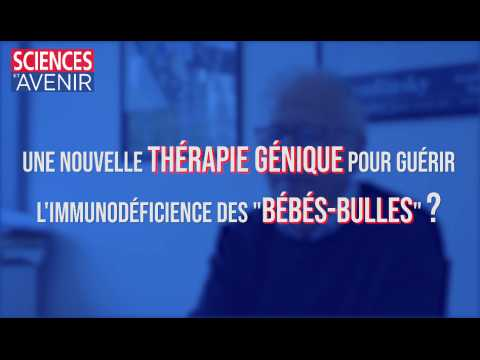«Bébés-bulles» : huit enfants «guéris» de leur immunodéficience après une nouvelle thérapie génique