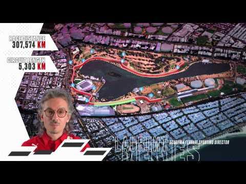 Ferrari - Australian Grand Prix - Racing in the Antipodes