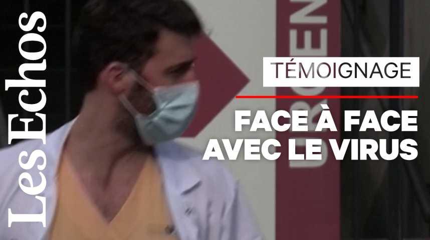 Illustration pour la vidéo Coronavirus : les médecins en première ligne