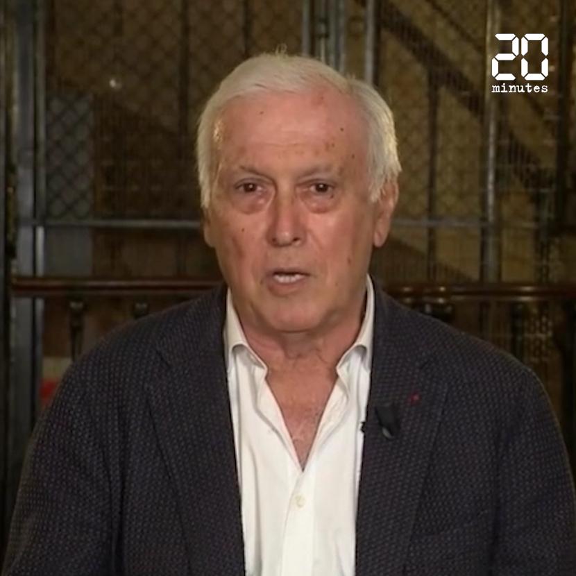 Coronavirus: Jean-François Delfraissy, président du conseil scientifique, annonce un probable confinement d'un mois