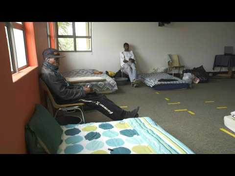 South African homeless speak about life in the time of coronavirus