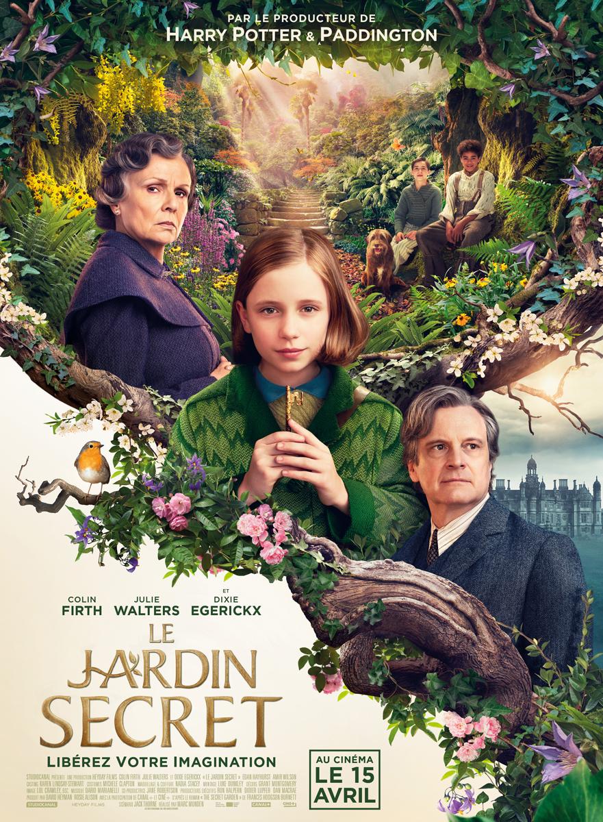 Bande-annonce du film Le jardin secret