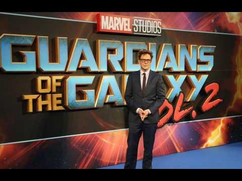 James Gunn: Guardians 3 plans remain the same
