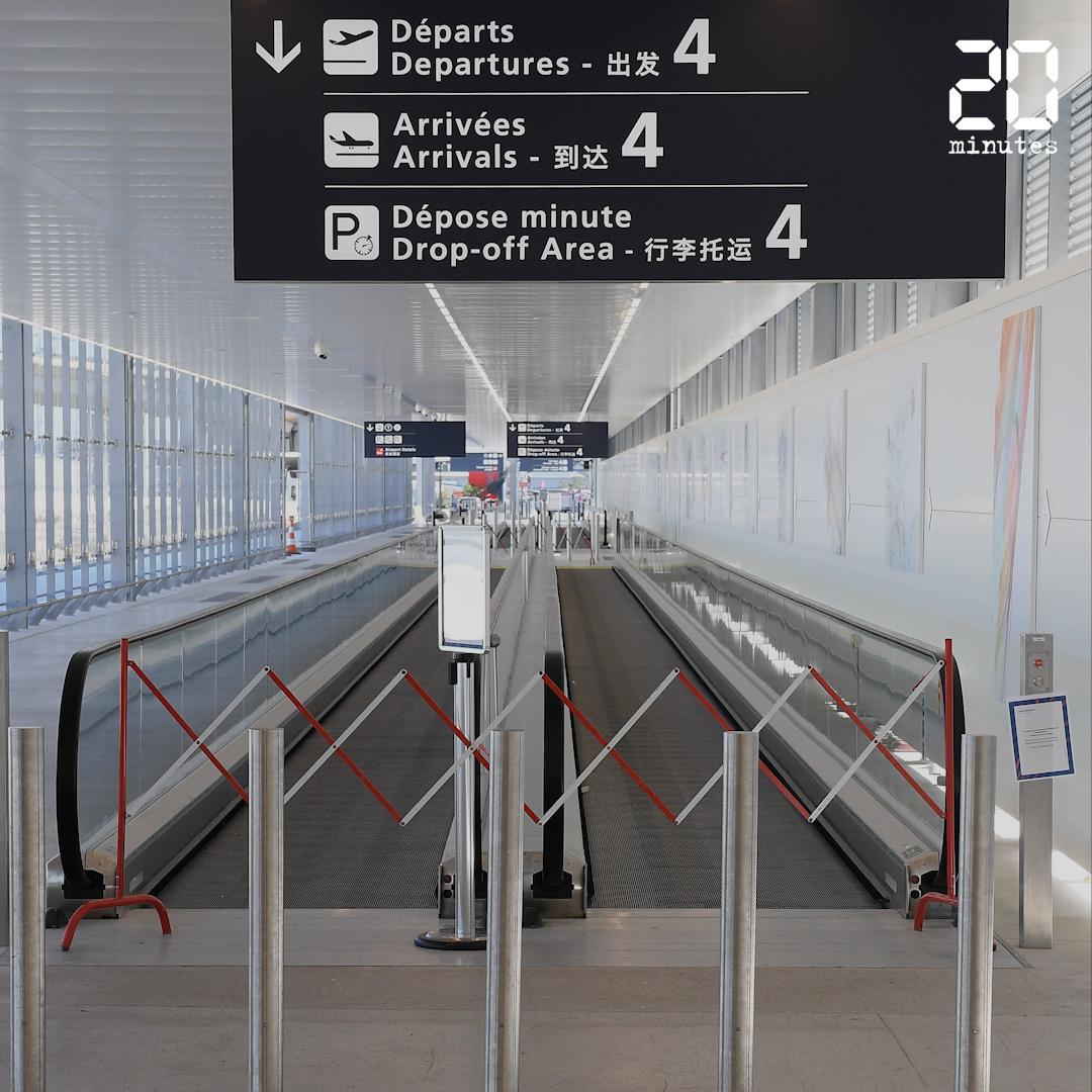 Coronavirus: L'aéroport d'Orly cesse tous les vols commerciaux et ferme (presque) ses portes