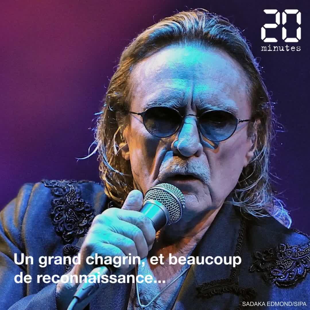 Mort de Christophe: vos plus beaux hommages et souvenirs du chanteur