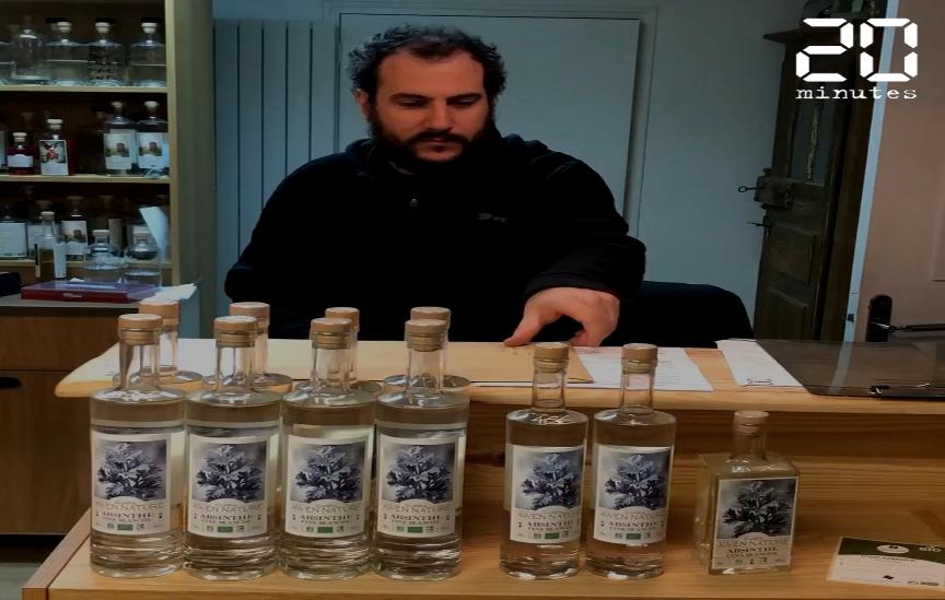 Un distillateur breton se met à fabriquer du gel hydroalcoolique
