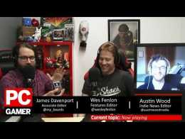 The PC Gamer Show 112: Destiny 2's XP confusion, the best game music of 2017, and listener Q&A