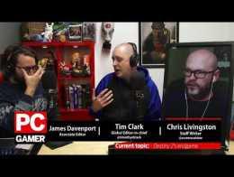 The PC Gamer Show 108 - Destiny 2's endgame, Assassin's Creed: Origins, and more