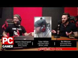 The PC Gamer Show 117: Steam's strange sex games, Hunt: Showdown, Overwatch League, and Q&A