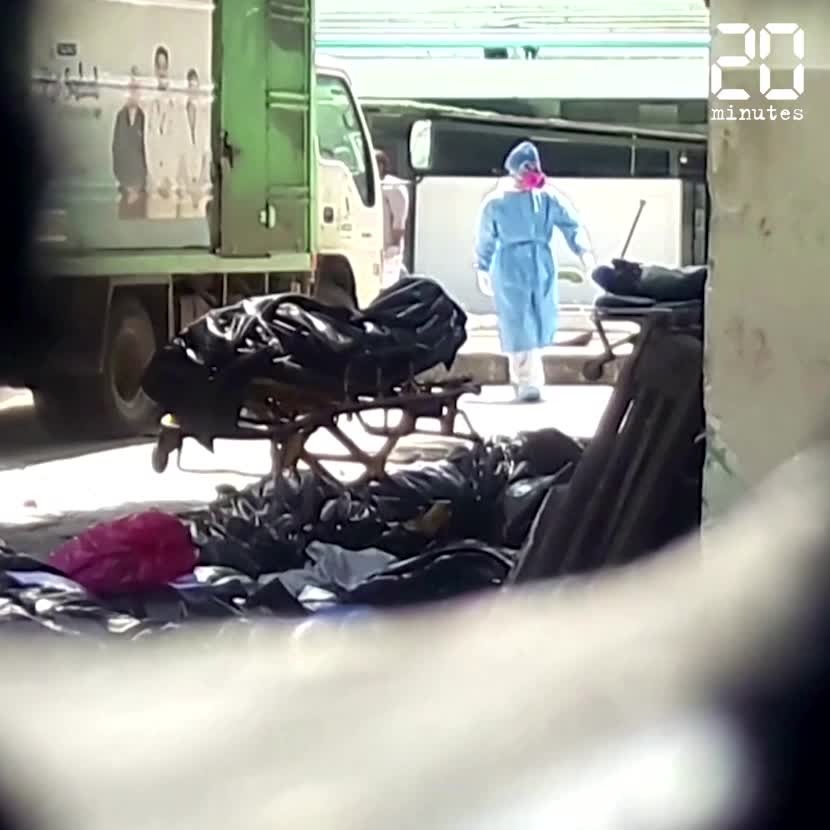 Coronavirus: En Equateur, les morts jonchent les rues de la ville de Guayaquil
