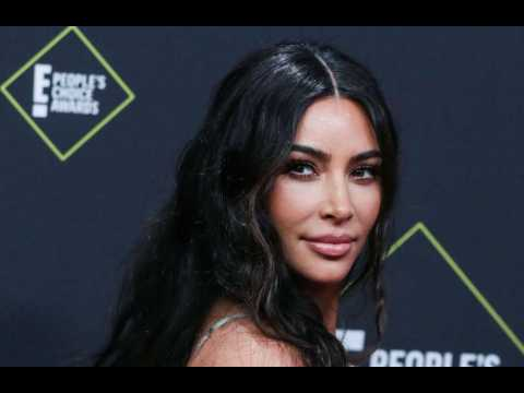 Kim Kardashian West urges followers to 'stay home' during coronavirus pandemic