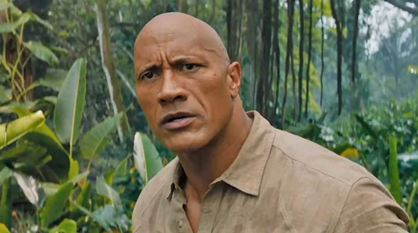 Jumanji: next level - Bande annonce 4 - VF - (2019)