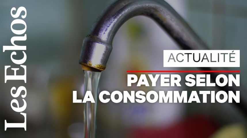 Illustration pour la vidéo Préservation de l'eau : avec la canicule, le gouvernement revoit sa copie