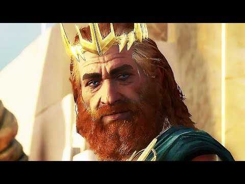 "ASSASSIN'S CREED ODYSSEY ""Judgment of Atlantis Episode 3"" Trailer (2019) PS4 / Xbox One / PC"
