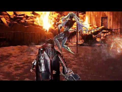 "CODE VEIN ""Invading Executioner"" Gameplay Trailer (2019) PS4 / Xbox One / PC"
