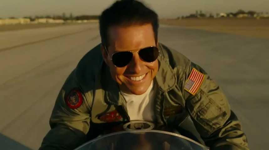 Top Gun: Maverick - Bande annonce 4 - VO - (2021)