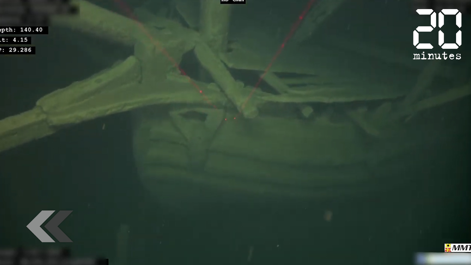 Le Rewind: Un navire vieux de 500 ans retrouvé dans la mer Baltique