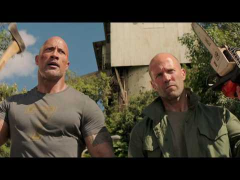 Fast & Furious : Hobbs & Shaw - Bande annonce 1 - VO - (2019)
