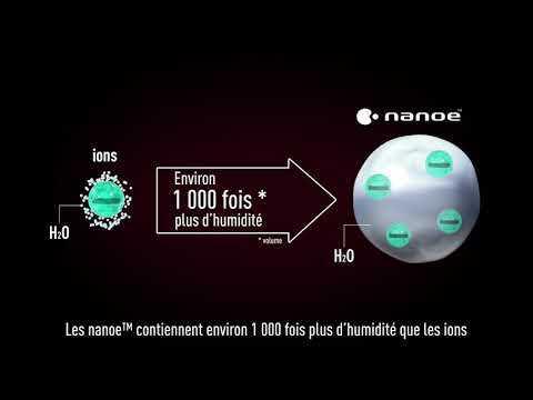 Soin du cheveux Panasonic - tout savoir sur la technologie d'hydratation Nanoe(tm)