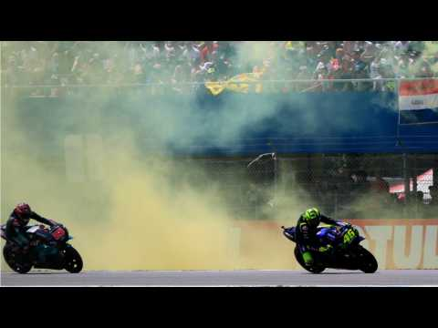 'My Mistake': Rossi Apologises For Crashing Into Nakagami In MotoGP Dutch TT