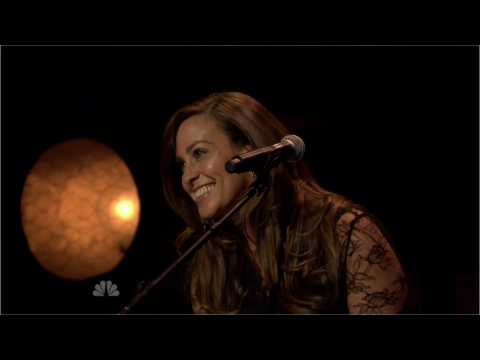 45-Year-Old Alanis Morissette Is About To Welcome Baby #3