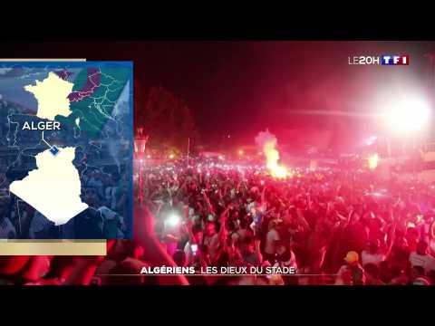 Algériens : les dieux du stade