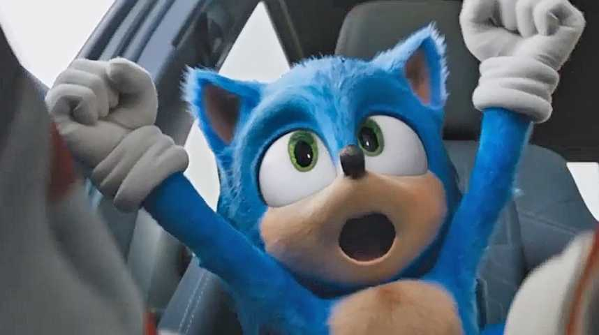Sonic le film - Bande annonce 2 - VF - (2020)